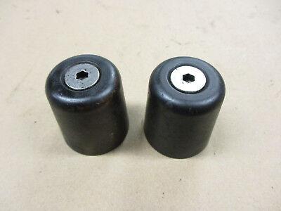 BMW 07 R1200RT bar end weights