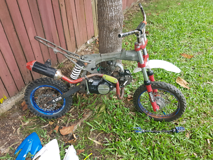 Quad and pitbike