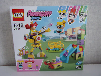 Lego Powerpuff Girls 41287 Bubbles' Spielplatzabenteuer - NEU & OVP ()
