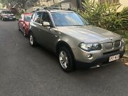 2008 BMW X3 xDrive30i Lifestyle E83 Auto 4WD MY09 Red Hill Brisbane North West Preview