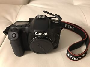 Canon 50D DSLR Camera 15.1MP Body with Battery Grip & Bag