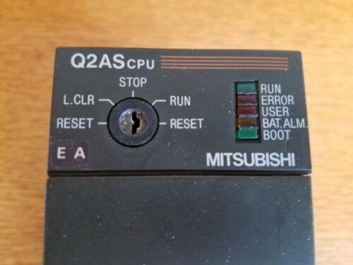 Mitsubishi Q2AS-CPU PROCESSOR CONTROLLER