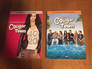 Cougar Town Season 1 and 2