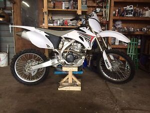 Yzf 250 2008 Special Édition