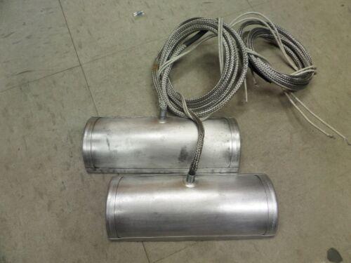 """Xaloy Heater Band 029811 550W 240V 1223 8"""" Length New"""