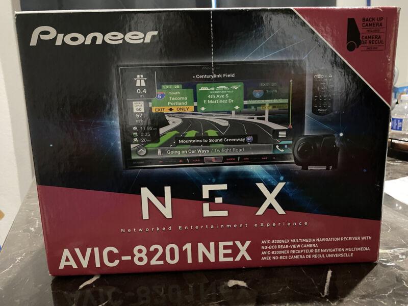pioneer avic-8201nex