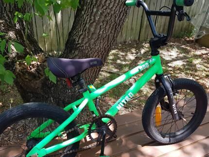 16inch; Nitro Bike (fluro green) South Turramurra Ku-ring-gai Area Preview