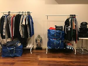 Huge clear out wardrobe sale Waterloo Inner Sydney Preview