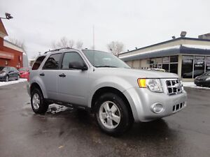 2011 Ford Escape XLT Automatic 3.0L 4X4