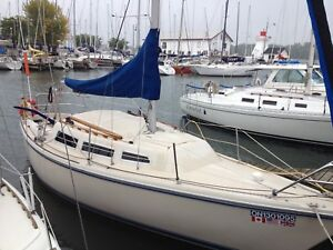 Catalina 27 Sailboat / A pleasure to sail..