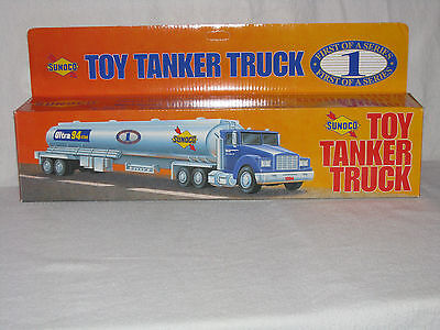 Sunoco Tanker Truck 1994 - New NRFB Horn & Backup Sound, Head & Tail (Tanker Heads)