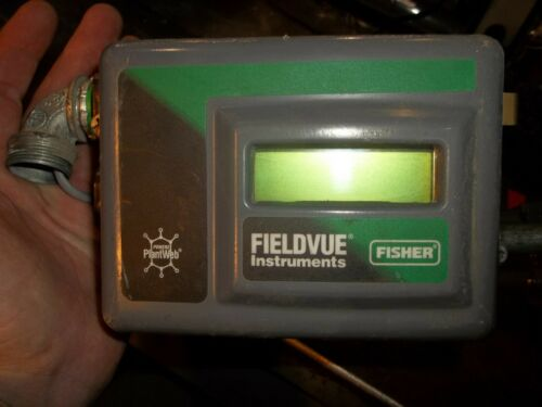 FISHER FIELDVUE DVC2000 DIGITAL VALVE POSITIONER (103)
