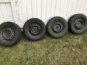 Winter tires X-ICE