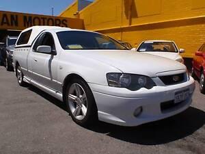 2005 Ford Falcon Ute XR 6 AUTO Victoria Park Victoria Park Area Preview