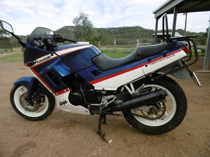 Kawasaki NINJAGPX250 RII twin disc Jap import model learner legal Denman Muswellbrook Area Preview