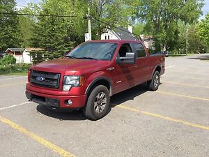 Ford f150 2013 fx4