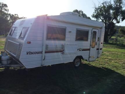 2006 Viscount Sportz Caravan Goulburn Goulburn City Preview