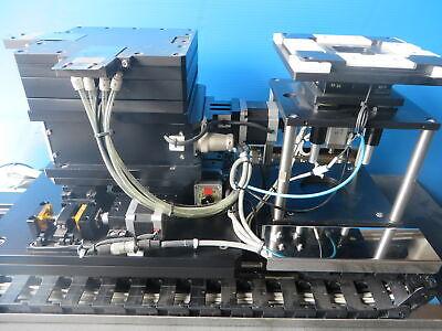 Motion Control Positioning Table W Vextaautonics Stepper Motors Pneumatics