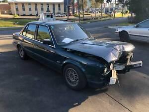 BMW 318I E30 WRECKING CAR FOR PARTS UPDATE******1989******1991 Northmead Parramatta Area Preview