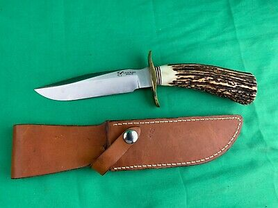 BLACKJACK KNIVES STAG MODEL #5 KNIFE EFFINGHAM ILLINOIS
