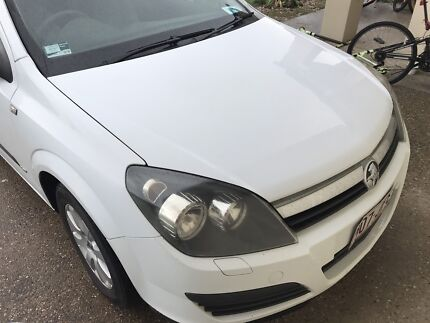 Holden Astra 2005