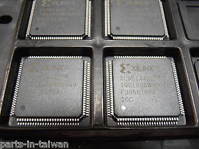 Xc95144xl-10tqg100c Cpld 3.3v  Xc95144xl  Tqfp100  Xilinx