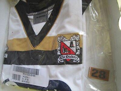 Darlington 2011-2012  Limited Edition Football Shirt Shorts Box set Size 28
