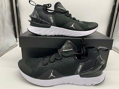 Nike Air Jordan React Havoc Black Metallic Silver AR8815-001 Men's Size 10