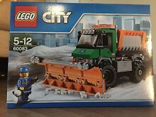 New LEGO City 60083 snow plough, boxed & sealed Chandler Brisbane South East Preview