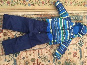 2T boy winter suit $20