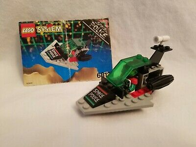 LEGO 6813 Galactic Chief (1993) 100% Complete with Instructions