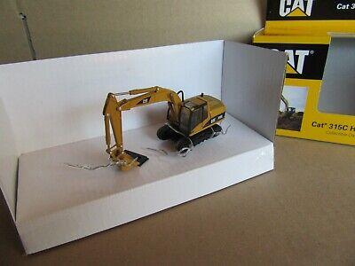 507J Norscot 55107 Caterpillar Cat 315C Hydraulic Excavator Pelle 1:87