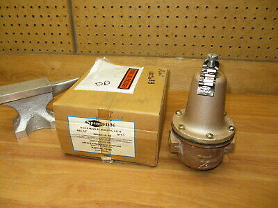 Spence D36 Water Pressure Reducing Valve 15254 Range 25-75 Nice 12 Npt Brass