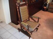 ANTIQUE COLLECTABLE DEXTER ROCKING CHAIR IN VERY GOOD CONDITION , Sandstone Point Caboolture Area Preview