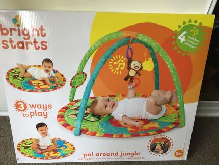 Baby Play/Activity Frame - wooden   Other Baby & Children   Gumtree ...