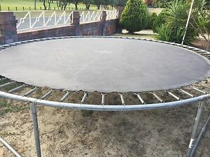 Big trampoline for sale Girrawheen Wanneroo Area Preview