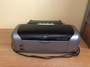 Colour printer with new ink - $30