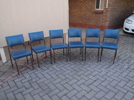 Six (6) kitchen chairs Mount Barker Mount Barker Area Preview