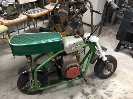 Mini Motor Bike Deckson Dare Devil late 60's early 70's