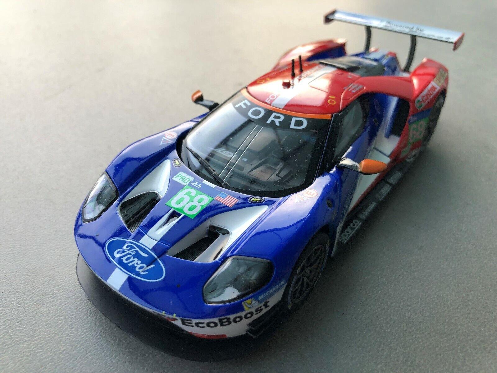 """Carrera Digital 132 30873 Ford GT Race Car /""""Time Twist/"""" NEU OVP"""