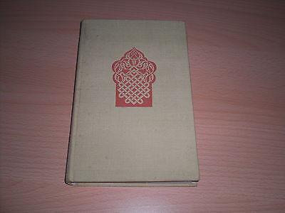 DDR Roman Malchatun von Johannes Tralow mit dem Lesezeichen zum Buch