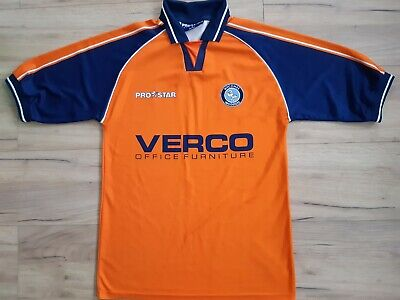 WYCOMBE WANDERERS! 2001-02! shirt trikot camiseta jersey maglia! 5,5/6 ! S adult image