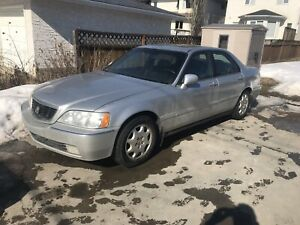 2000 Acura RL 3.5L MECHANIC SPECIAL