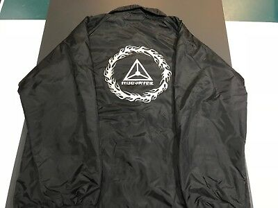 Mudvayne Button Down Track Jacket Size XL Condition New