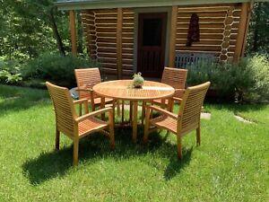 Teck | Achetez ou vendez des meubles de terrasse et jardin dans ...