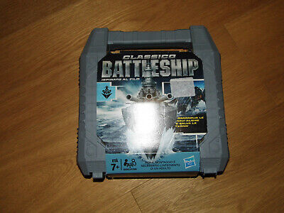 Battaglia Navale BATTLESHIP Move Edition - Hasbro 37083 - COME NUOVO!