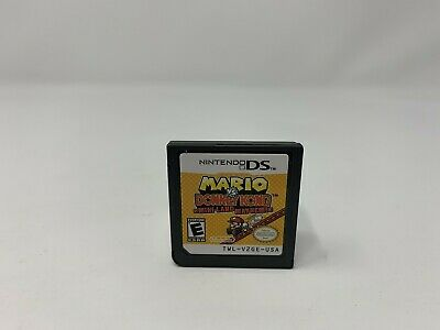 Mario vs. Donkey Kong: Mini-Land Mayhem - Nintendo DS (3DS) - Game Cart Only