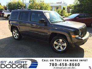 2015 Jeep Patriot NORTH | 4X4 | HEAT SEATS | 5/100 GOLD WRNTY