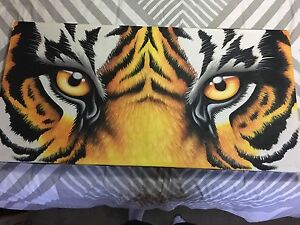 Tiger Painting Woonona Wollongong Area Preview