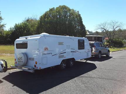 2010 Jayco Discovery pop top caravan Banksia Beach Caboolture Area Preview